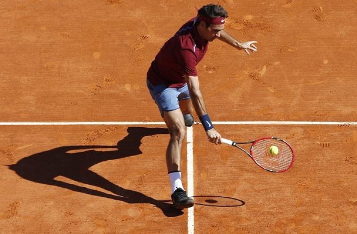 Monte-Carlo Rolex Masters 2016, buona la prima di Federer