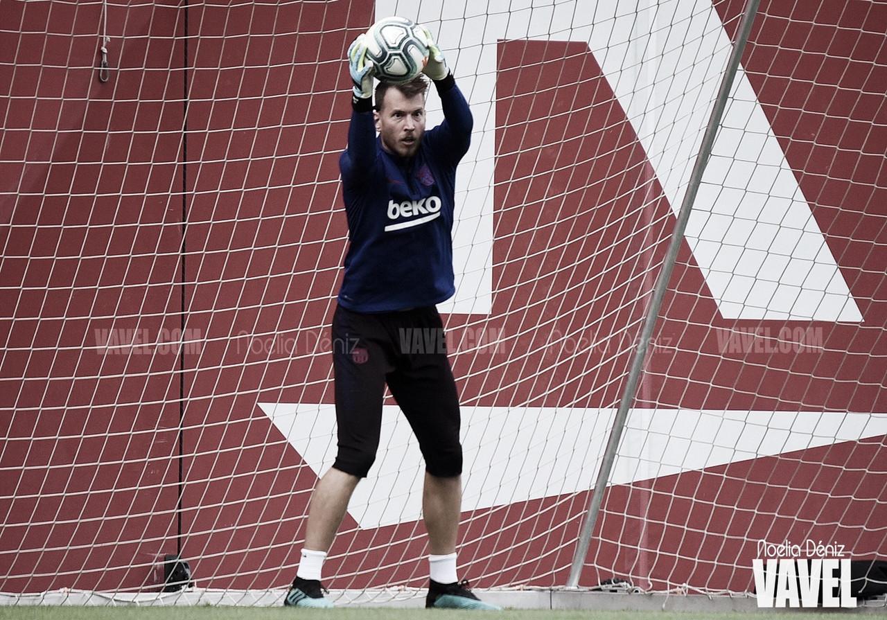 El Fútbol Club Barcelona afronta una semana de preparación en Arabia Saudí