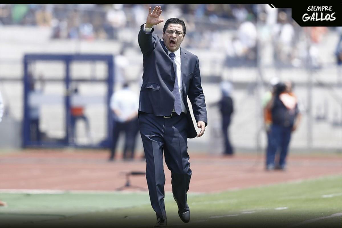 """Luis Fernando Tena:""""No fue un torneo bueno para nosotros"""""""