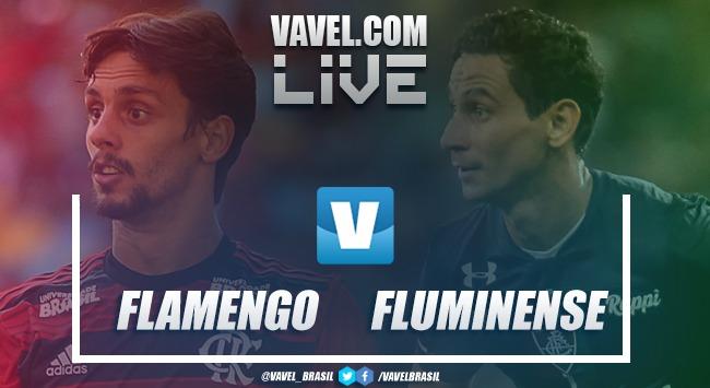 Resultado Fluminense x Flamengo pelo Campeonato Carioca (1-2)