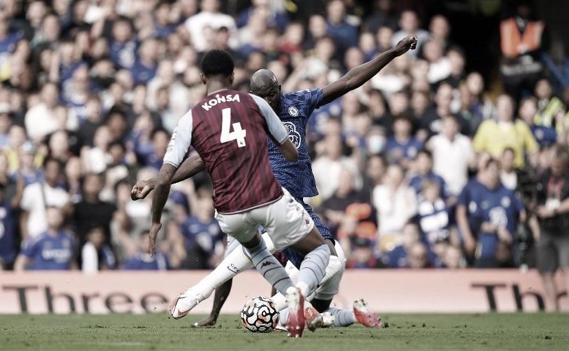 Com dois de Lukaku, Chelsea consegue bela vitória sobre Aston Villa na Premier League