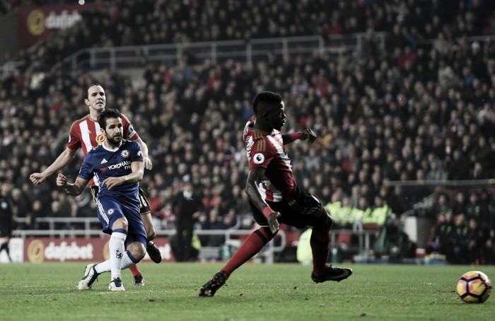 Premier League - Fabregas trascina i Blues alla vittoria: il Chelsea vince 1-0