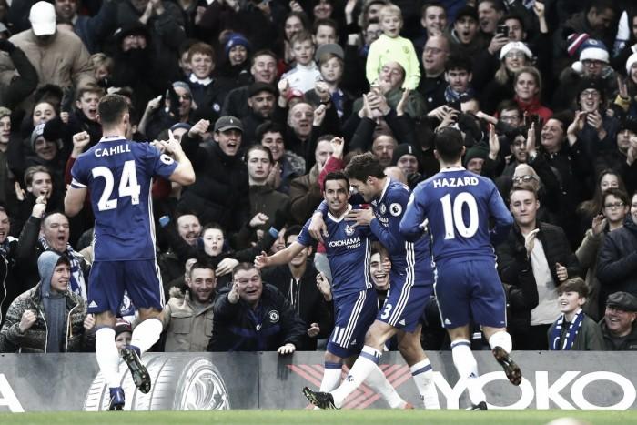 Premier League - Chelsea inarrestabile anche nel Boxing Day: 3-0 al Bournemouth