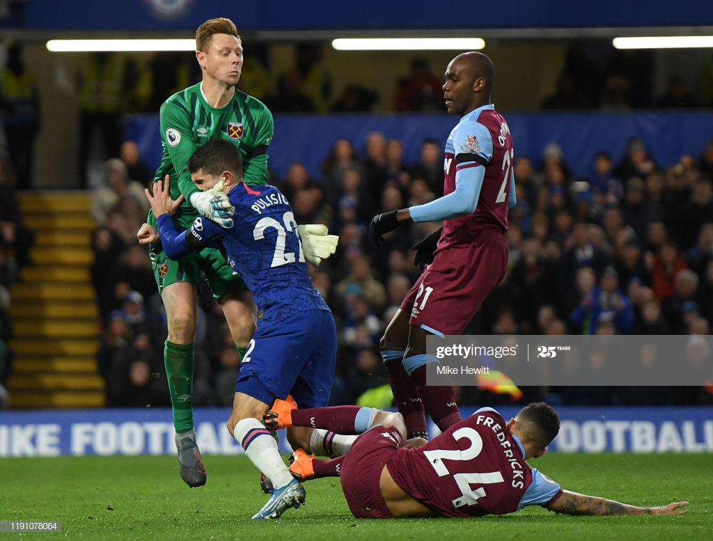 Chelsea vs West Ham: The Predicted Eleven