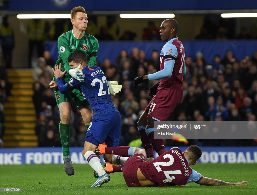 Chelsea vs West Ham: The Predicted Eleven