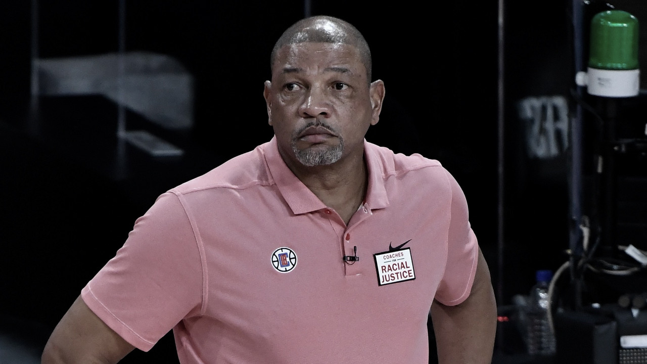 Rivers en uno de sus últimos encuentros con Clippers. // Vía: NBA