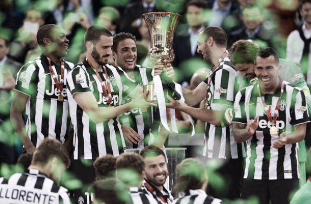 Juventus pigliatutto. La Coppa Italia va ai bianconeri, battuta la Lazio 2-1