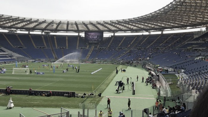 Serie A, le formazioni ufficiali della domenica della 31^ giornata