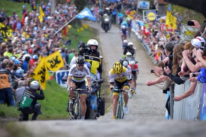 Giro delle Fiandre: che spettacolo Sagan, è lui il re del Belgio