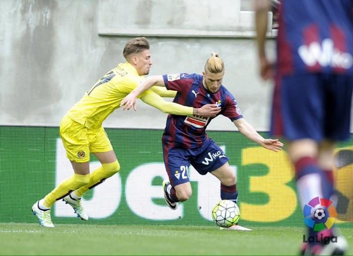 SD Eibar - Villarreal CF: puntuaciones SD Eibar, jornada 31 Liga BBVA