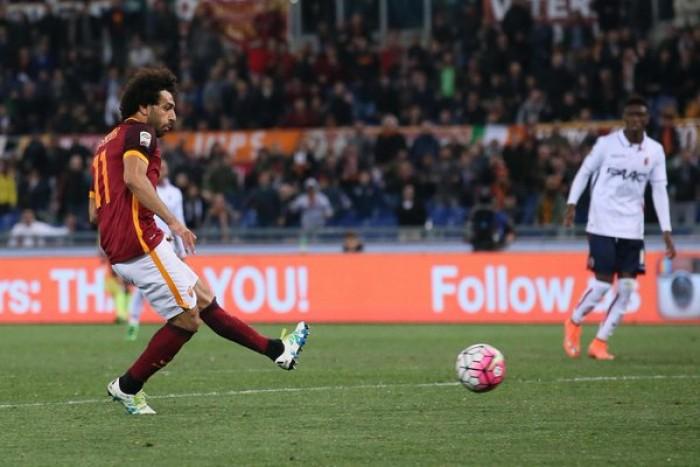 Roma-Bologna: la muraglia rossoblù ferma i giallorossi sull'1-1