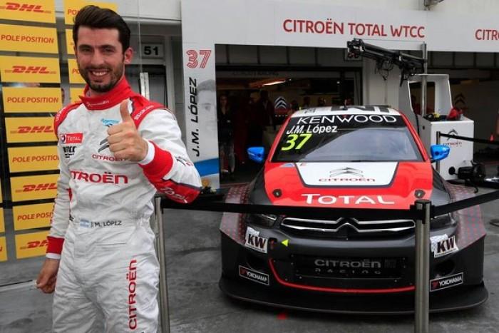 All'Hungaroring Josè Maria Lopez si conferma leader del FIA WTCC. Monteiro limita i danni.