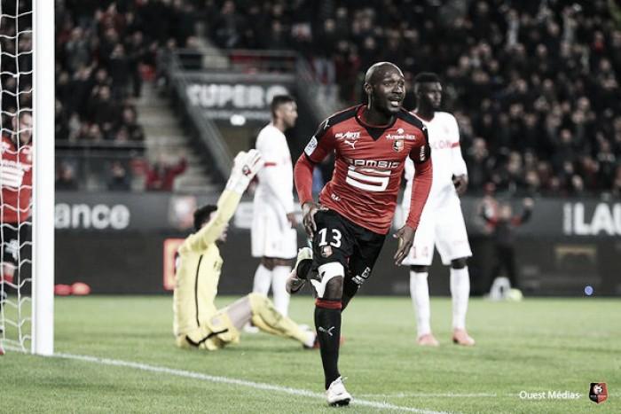 Rennes 1-1 Monaco: Unclinical visitors let hosts off the hook
