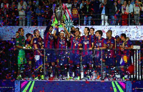 Champions League: Barça sul tetto d'Europa, Juventus al tappeto 3-1