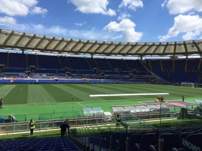 Roma - Napoli, le formazioni ufficiali