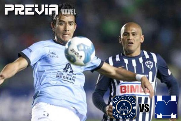 Atlético San Luis - Rayados: por el pase a la siguiente ronda