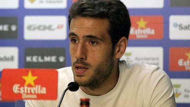 """Kiko Olivas: """"El Sporting se juega mucho, pero nosotros también"""""""
