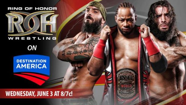 Ring Of Honor Wrestling 6/3/15 Review