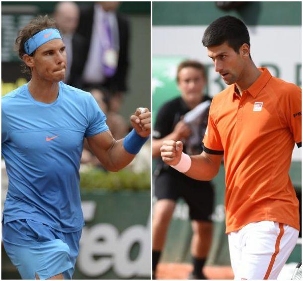 The Blockbuster Quarterfinal Is Set: Nadal - Djokovic Preview