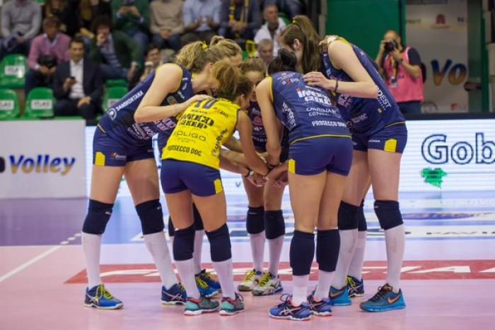 Volley, Serie A1 femminile - L'Imoco Volley Conegliano è in semifinale