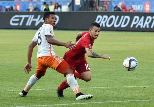 Toronto FC Forward Sebastian Giovinco Voted MLS Player of the Week