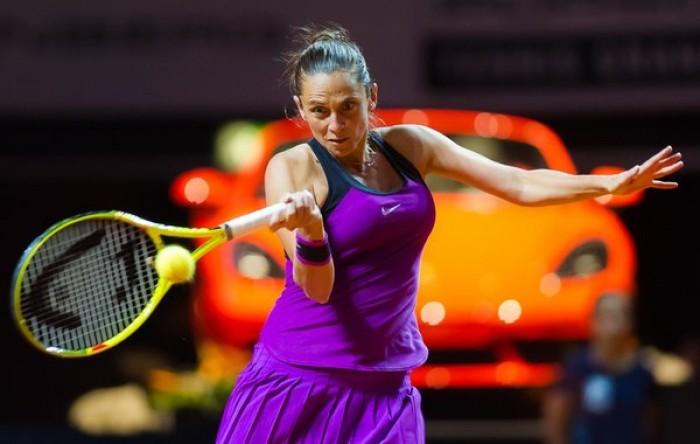 WTA Stoccarda - Vinci ai quarti