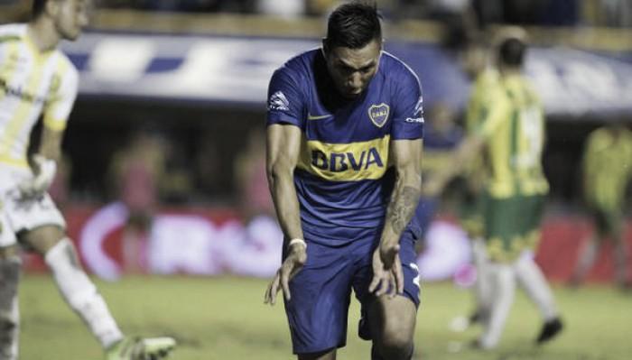 """Chávez: """"Estoy contento por los goles y poder ganar"""""""
