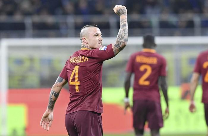 nainggolan roma calciomercato