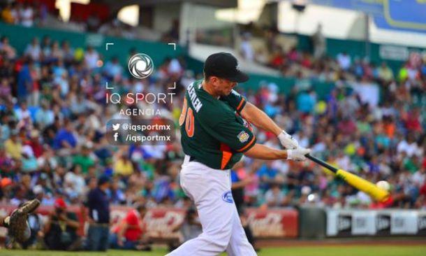 Brent Cleven se lleva el Home Run Derby en Yucatán