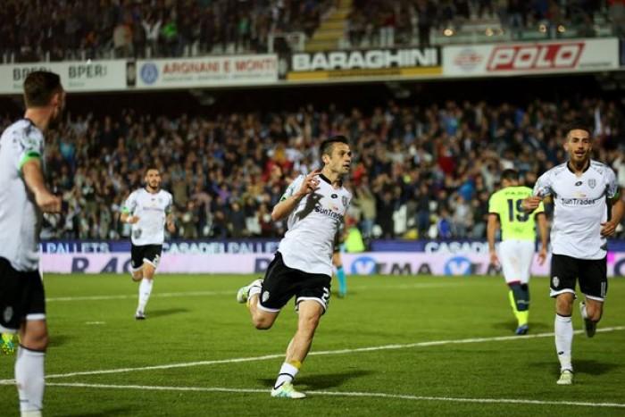 Serie B, il Cesena rimanda la festa del Crotone: 2-1 al Manuzzi