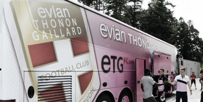 Após julgamento, Evian é rebaixado para 4ª divisão por problemas financeiros