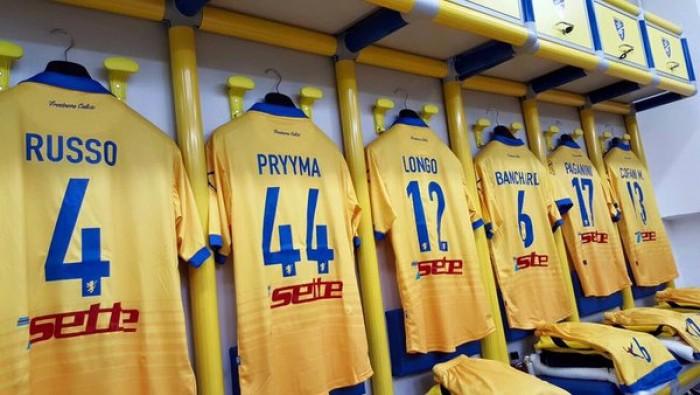 Frosinone - Palermo, le formazioni ufficiali