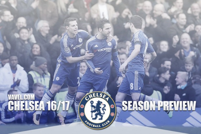 Chelsea 2016/17 Season Preview: Blues aim for a bounce back campaign