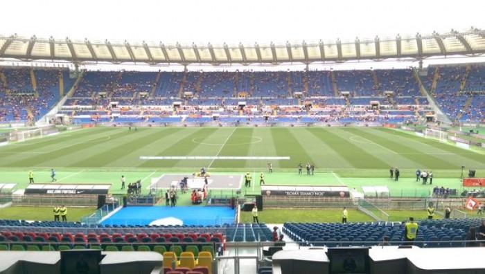 Roma - Chievo Verona, le formazioni ufficiali