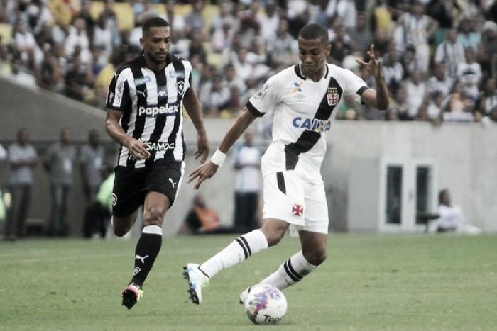 Vasco empata com Botafogo e conquista bicampeonato carioca de maneira invicta