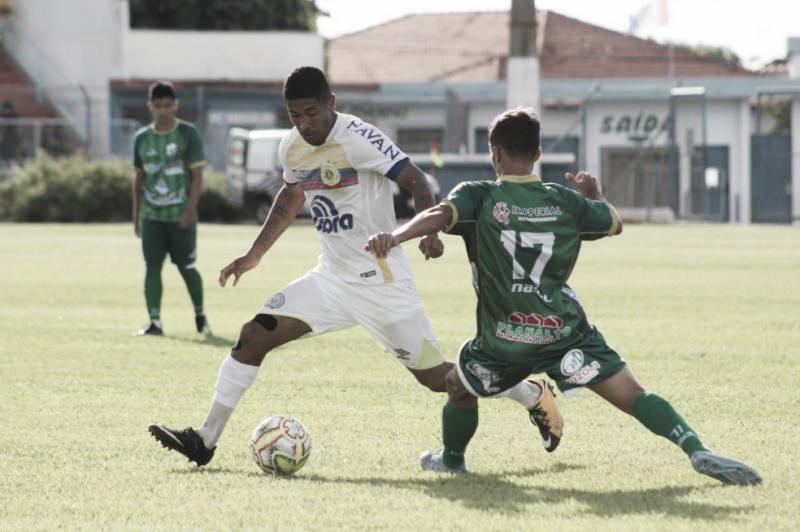 Chapecoense fica no zero com Rio Preto e se complica na Copa São Paulo