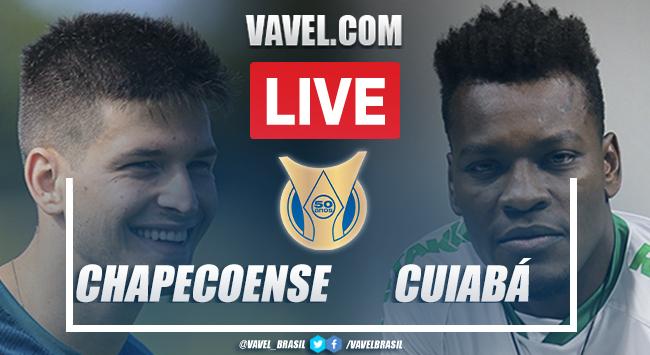 Gols e melhores momentos de Chapecoense 2 x 3 Cuiabá pelo Campeonato Brasileiro
