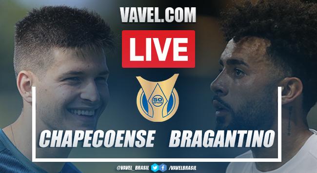 Gols e melhores momentos de Chapecoense 0 x 3 RB Bragantino pelo Campeonato Brasileiro