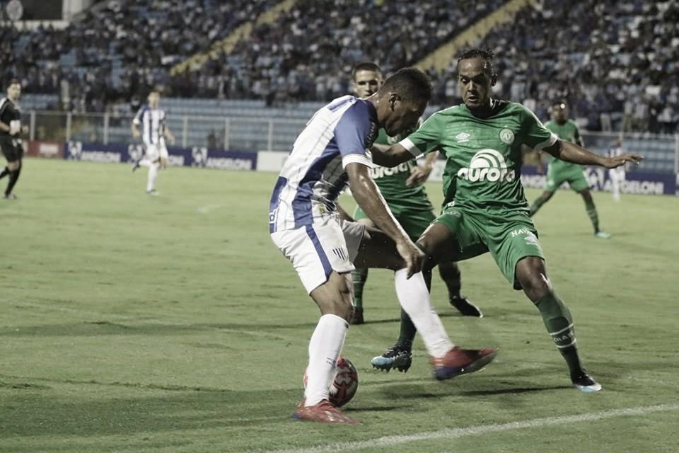 Resultado Chapecoense x Avaí pelo Campeonato Catarinense 2019 (1-2)