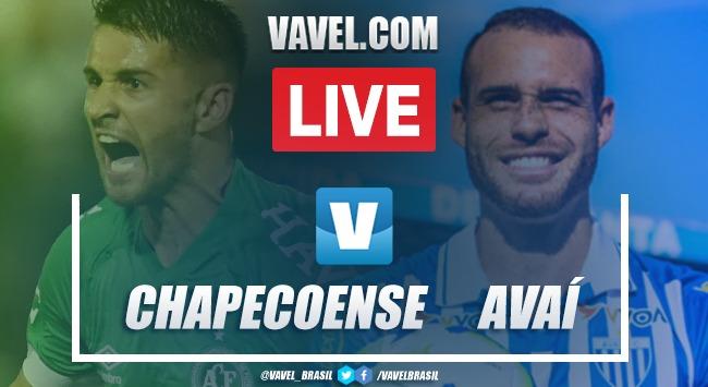 Gols e melhores momentos Chapecoense x Avaí pelo Campeonato Brasileiro (1-0)
