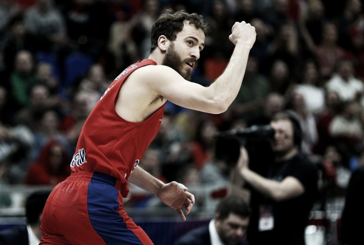 Turkish Airlines EuroLeague - CSKA Mosca a passeggio, Unicaja travolto (101-76)