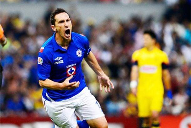 "Christian Giménez: ""No me quiero marchar de Cruz Azul sin antes ganar un campeonato"""