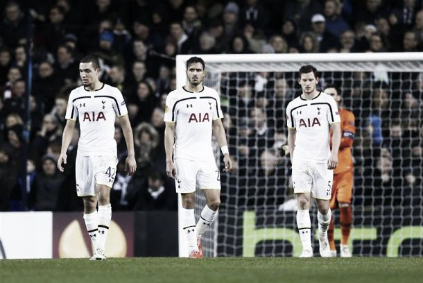 Spurs and Fiorentina battle it out for a spot in the Round of 16