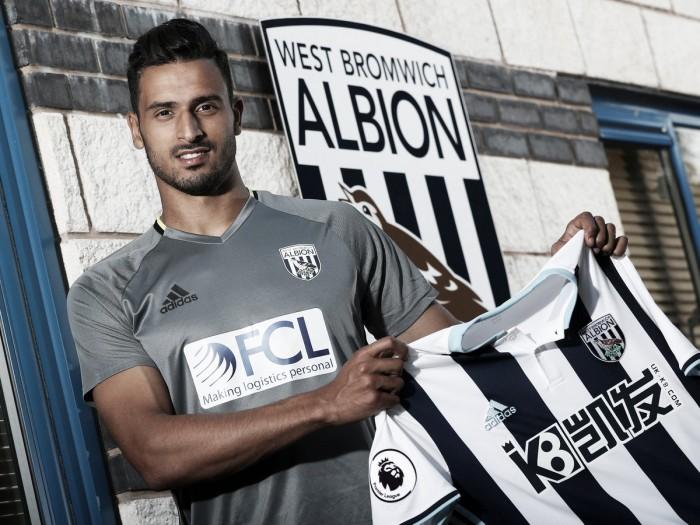 West Brom anuncia contratação do meia belga Chadli, ex-Tottenham