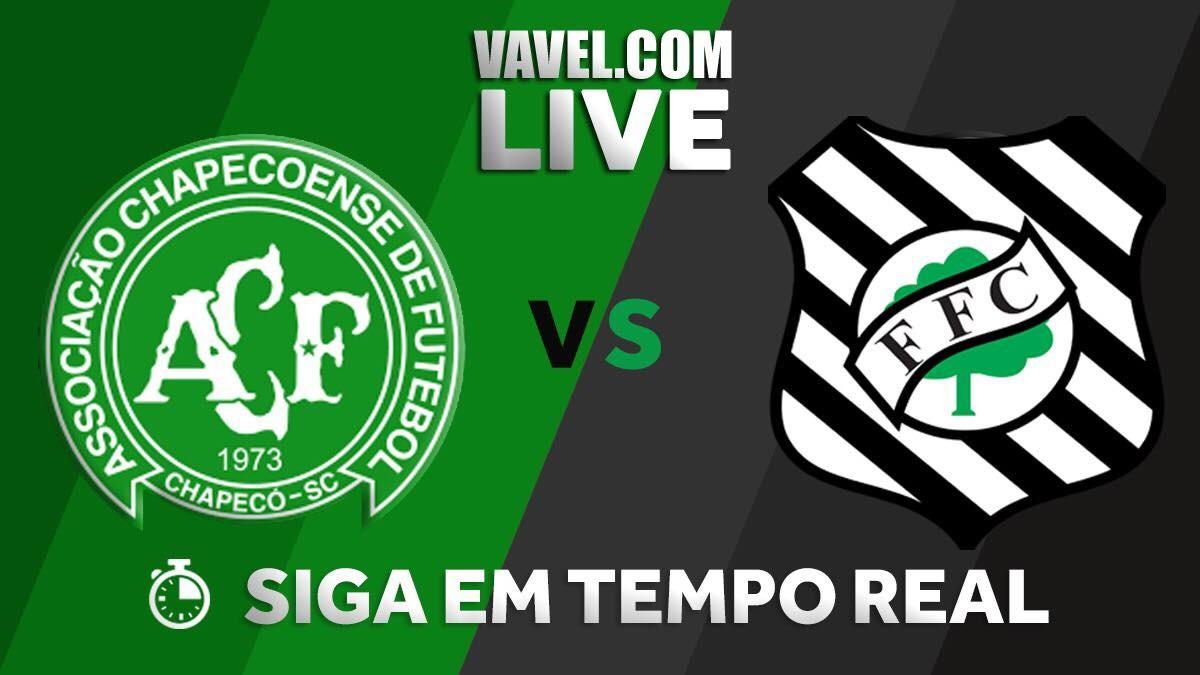 Figueirense vence Chapecoense e é campeão do Campeonato Catarinense (0-2)