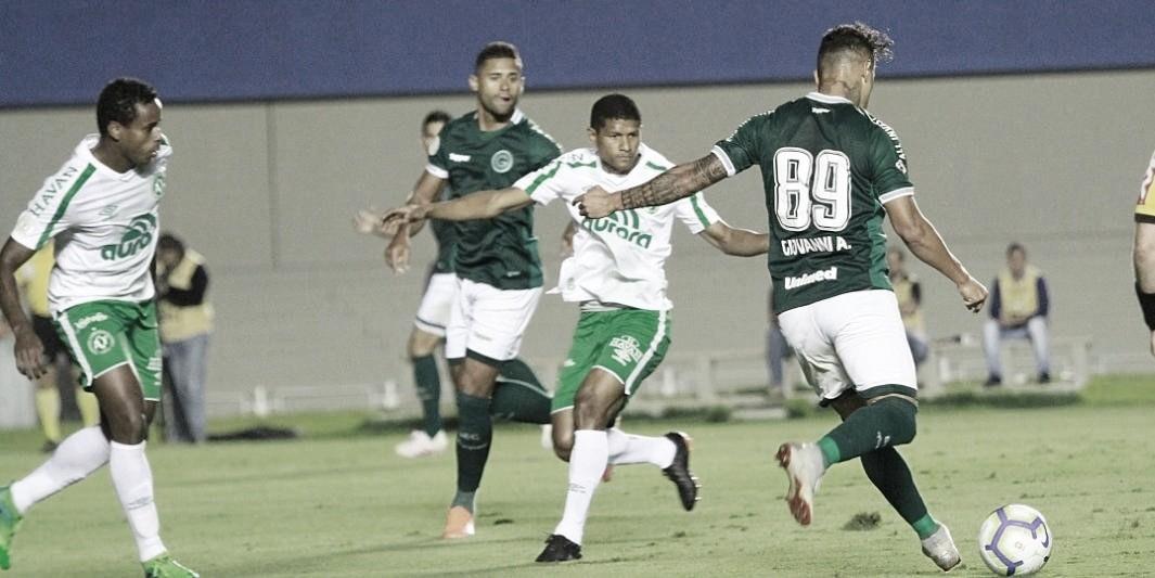 Chapecoense x Goiás AO VIVO online pelo Campeonato Brasileiro 2019