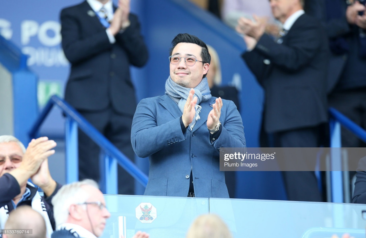 Aiyawatt Srivaddhanaprabha confirmed as new Leicester City Chairman