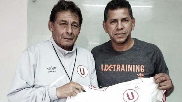 Roberto Challe renovó con Universitario por todo 2016