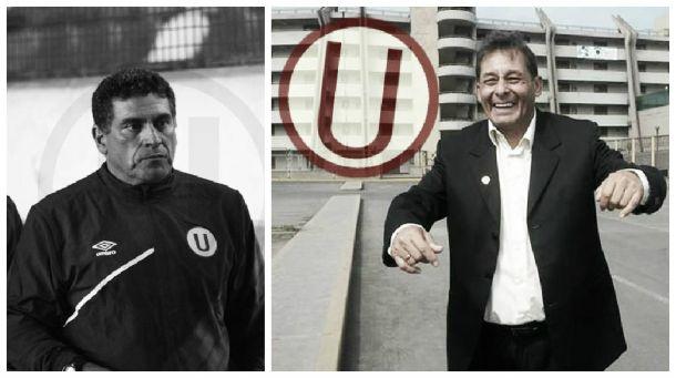 Luis Fernando Suárez dejó Universitario y será reemplazado por Roberto Challe