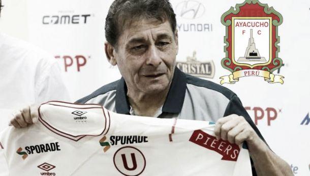 """Roberto Challe sobre el partido ante Ayacucho FC: """"Uno debe estar apto para todo"""""""